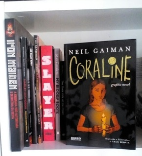 Coraline, de NeilGaiman