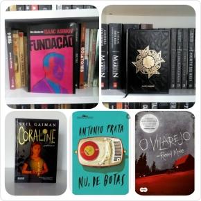 Livros lidos: Outubro2015