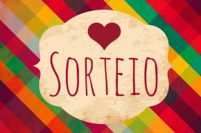 SORTEIO!!!
