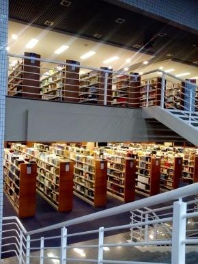 Rapidinha de biblioteca
