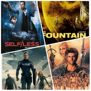 Esse fds semana rolou:filmes!