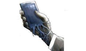 Seu celular, seu apêndice – e um livrosobre