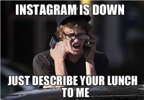 Aleatoriedades: Instagram