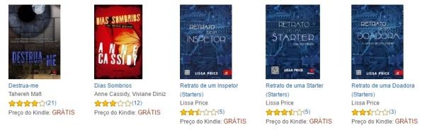 Ebooks gratuitos Amazon contos