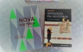 Livros sobre História: leituras (previstas) do primeiroperíodo