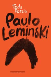Capa do livro Toda poesia, de Paulo Leminski