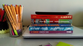 Desafio de leitura de primavera: LendoMulheres