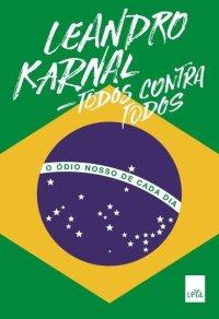 Capa do livro Todos contra todos, de Leandro Karnal