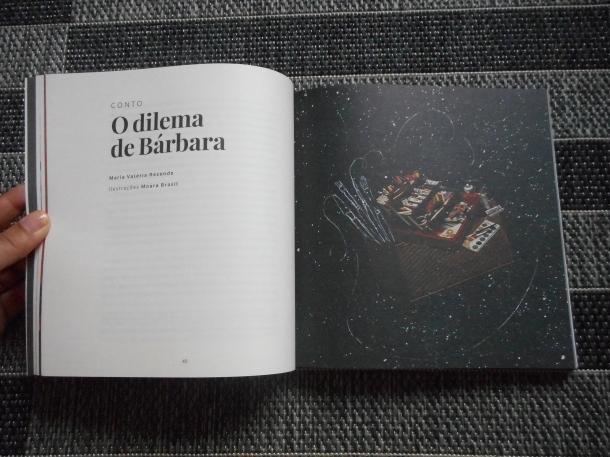 Matéria da Revista Helena, da Biblioteca Pública do Paraná