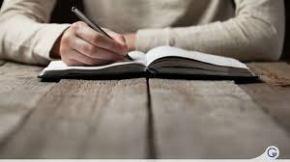 Escrever é sofrer (?) – ouvice-versa?